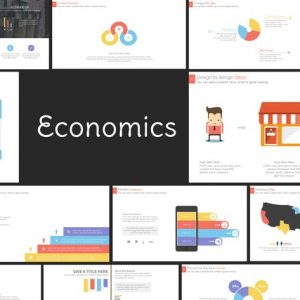 Economics Multipurpose Powerpoint Presentation