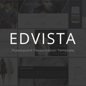 EDVISTA - Powerpoint Template