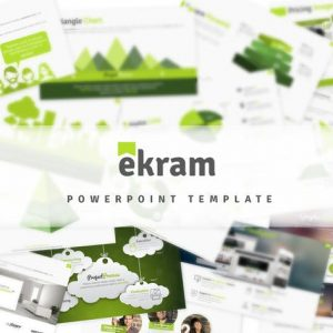 Ekram Powerpoint Template