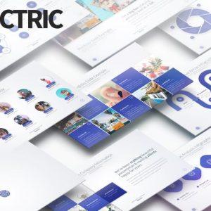 ELECTRIC - Multipurpose PowerPoint Presentation
