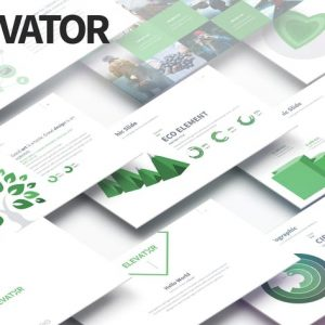 ELEVATOR - Multipurpose PowerPoint Presentation