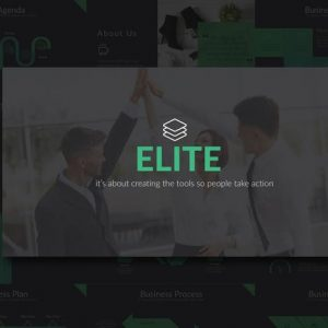 Elite Business Powerpoint