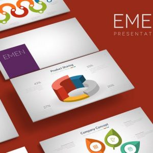 EMEN Powerpoint Template