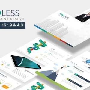 Endless Powerpoint Template Design