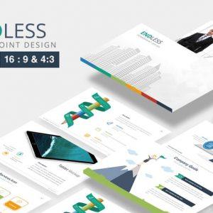 Endless Powerpoint Template Design