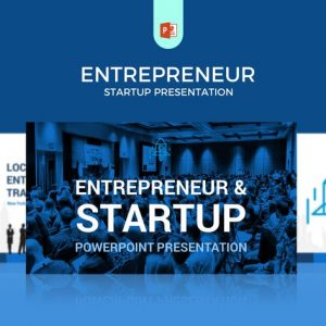 Entrepreneur/Startup/Business Powerpoint Template