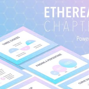 Ethereal Chapter PowerPoint Template