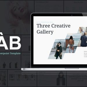 FAB - Powerpoint Presentation Template