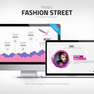 Fashion Powerpoint Presentation
