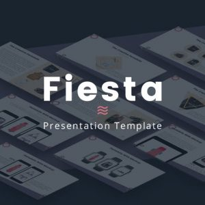 Fiesta - Powerpoint Template