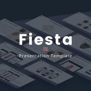 Fiesta - Powerpoint Template