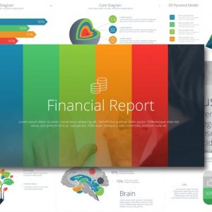 Financial Report Powerpoint