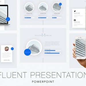 Fluent PowerPoint Template