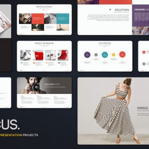 Focus Creative Template