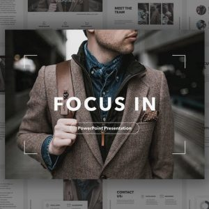 Focus In PowerPoint Template