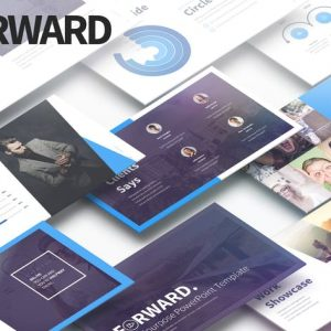 Forward - Multipurpose PowerPoint Presentation