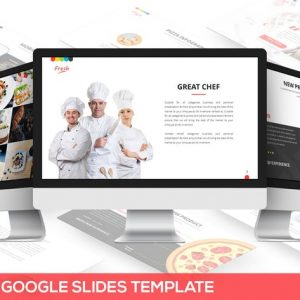 Fresh Google Slides Template
