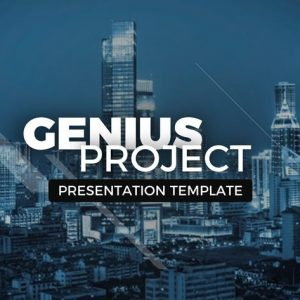 Genius Project Presentation Template