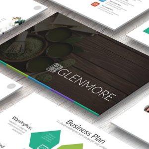 Glenmore Portfolio Powerpoint