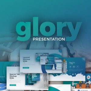 Glory Presentation - Business Pack Powerpoint
