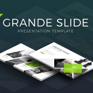 Grande Slide Presentation Template