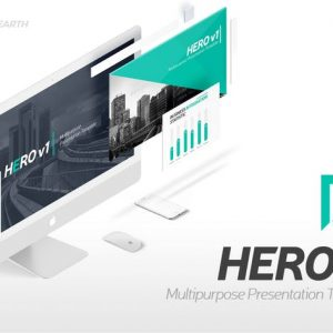 Hero v1 Multipurpose Presentation Template