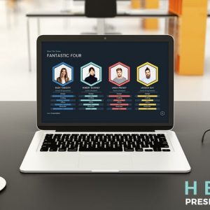 HEXA - Powerpoint Presentation Template