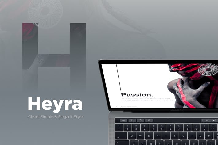 Heyra Powerpoint Template
