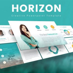 Horizon - Powerpoint Template