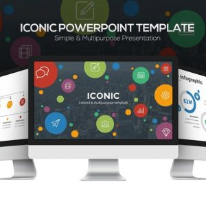 Iconic Powerpoint Template