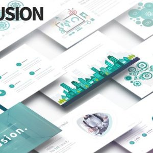 Illusion - Multipurpose PowerPoint Presentation
