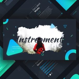 Instrooment Presentation Template