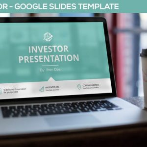 Investor Google Slides Template