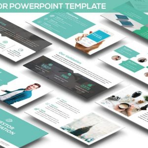 Investor Powerpoint Template