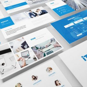 IT Support Powerpoint Template