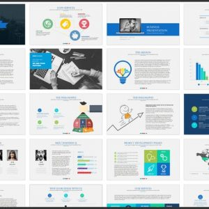 Jassu Business Template