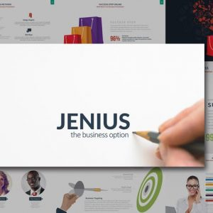 Jenius Creative Powerpoint