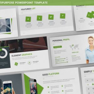 Kamana Powerpoint Template