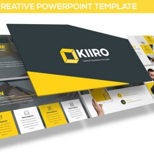 KIIRO - Powerpoint Template