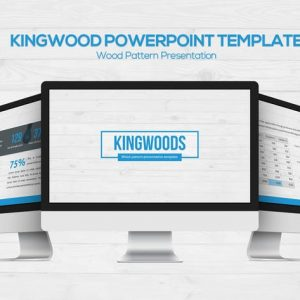 Kingwood Powerpoint Template