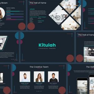 Kitulah - Powerpoint Template