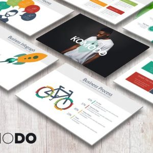 KOMODO Powerpoint Template