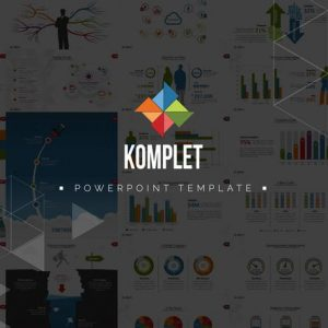 Komplet Powerpoint Template
