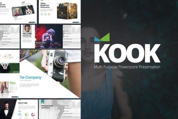 KooK Powerpoint Presentation