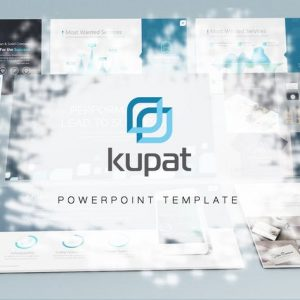 Kupat Powerpoint Template