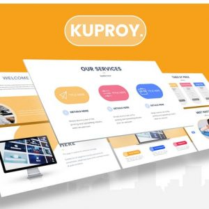 Kuproy - Powerpoint Template