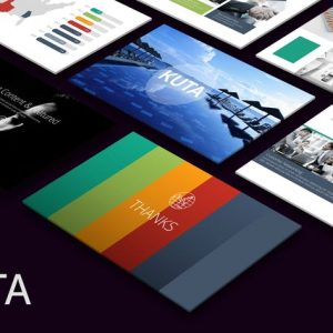 KUTA Powerpoint Template