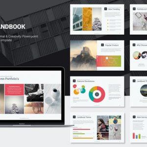 Landbook Business Template