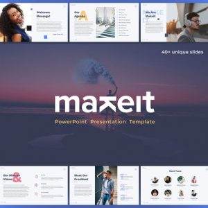 Makeit - PowerPoint Presentation Template