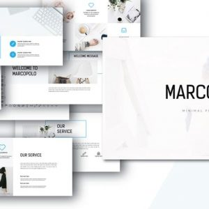 MARCO - Powerpoint template